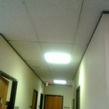 Tour of the KCBPU Service Center LED Lighting Project