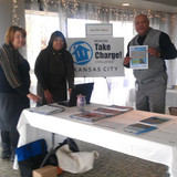 KCK Chamber December Meeting TCC Presentaion & Booth Display
