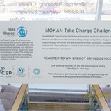 Northwestern Printers promote the MOKAN Challenge and energy/water conserva