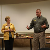 Kick-off Event with Nathan (CEP) & Tammy (Chamber)