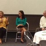 Panelist Shara Gonzales from New Beginnings talks about what energy efficie