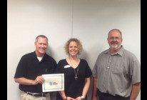 MOKAN participant, Nex-Tech w/Aaron White, Leadership Team