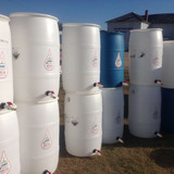 118 rain barrels were built and only 8 remain.